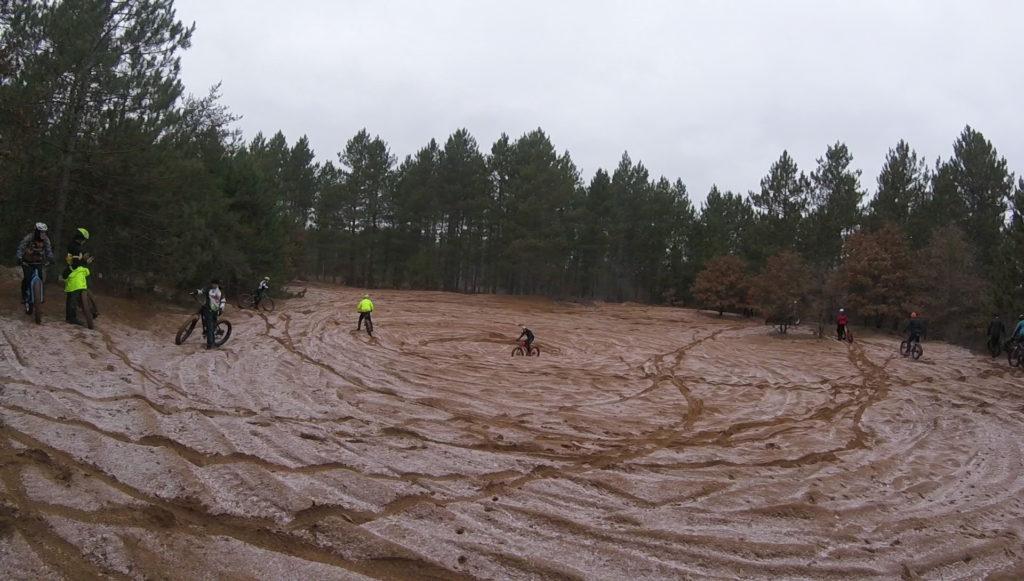 Sand Barrens Sand Pit