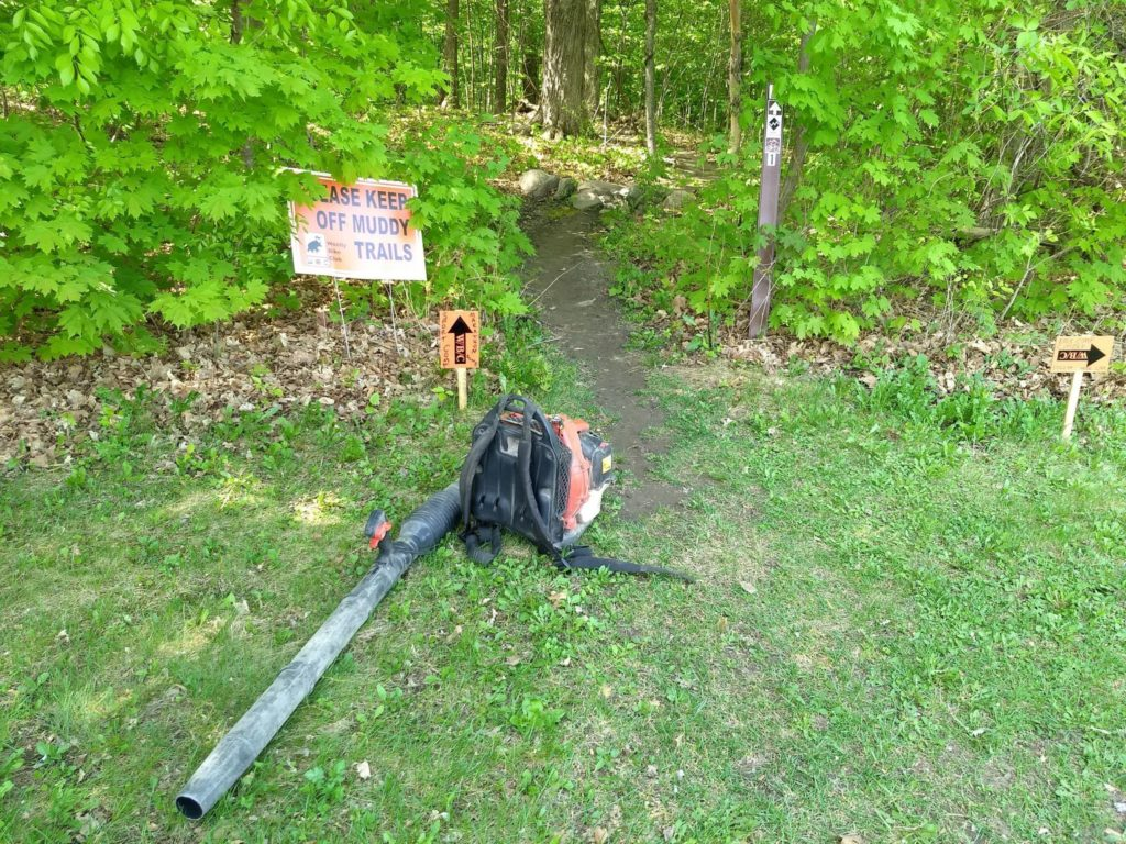 Trail Maintenance